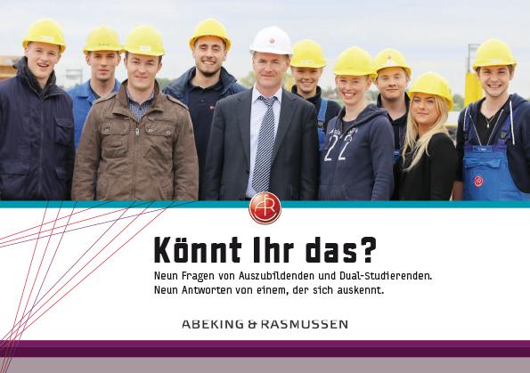 Abeking & Rasmussen Broschüre