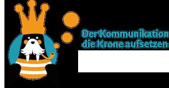 Seebär-Illustration Banner zur Umfrage